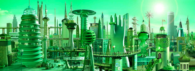 emerald city for pinterest - photo #32