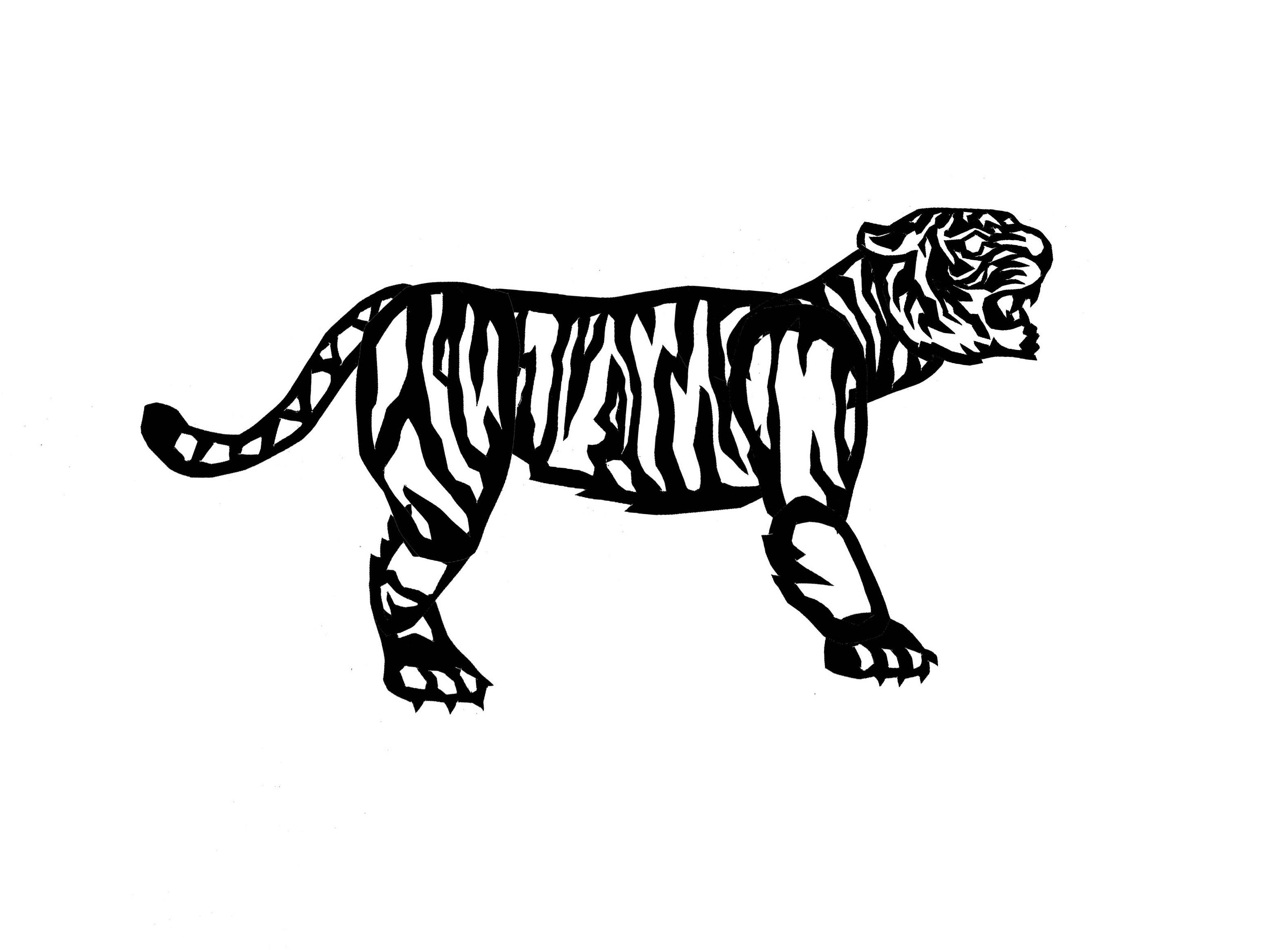 30 april 2012 clive hicks jenkins 39 artlog for Tiger puppet template