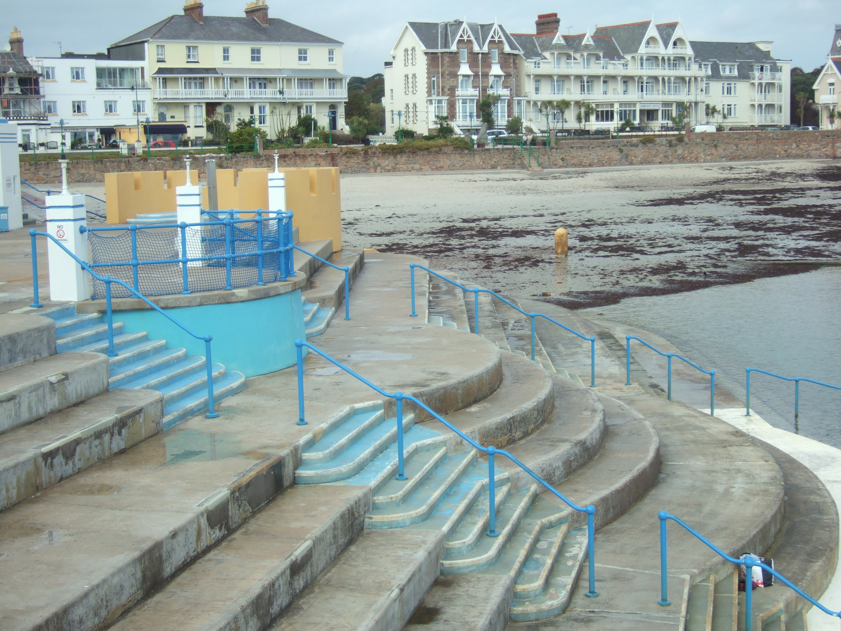 Jersey Diary Part Four Havre De Pas Swimming Pool Clive Hicks Jenkins 39 Artlog