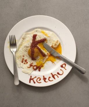 ketchup Sally W
