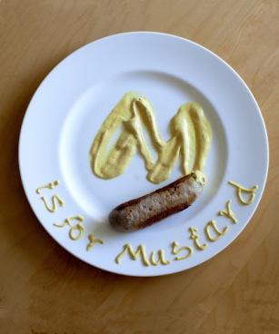 mustard Sally W