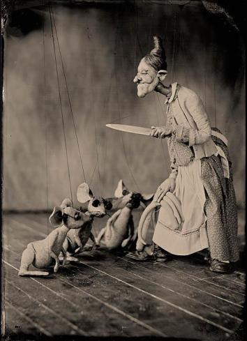 A Guide To Puppetry 3 The Marionette Part Two Clive