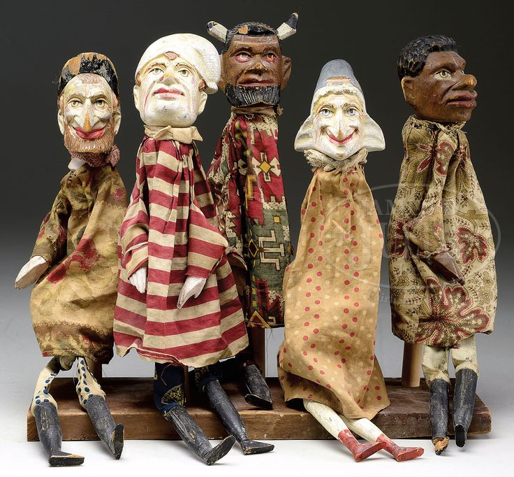 a guide to puppetry 1: the glove-puppet   Clive Hicks ...