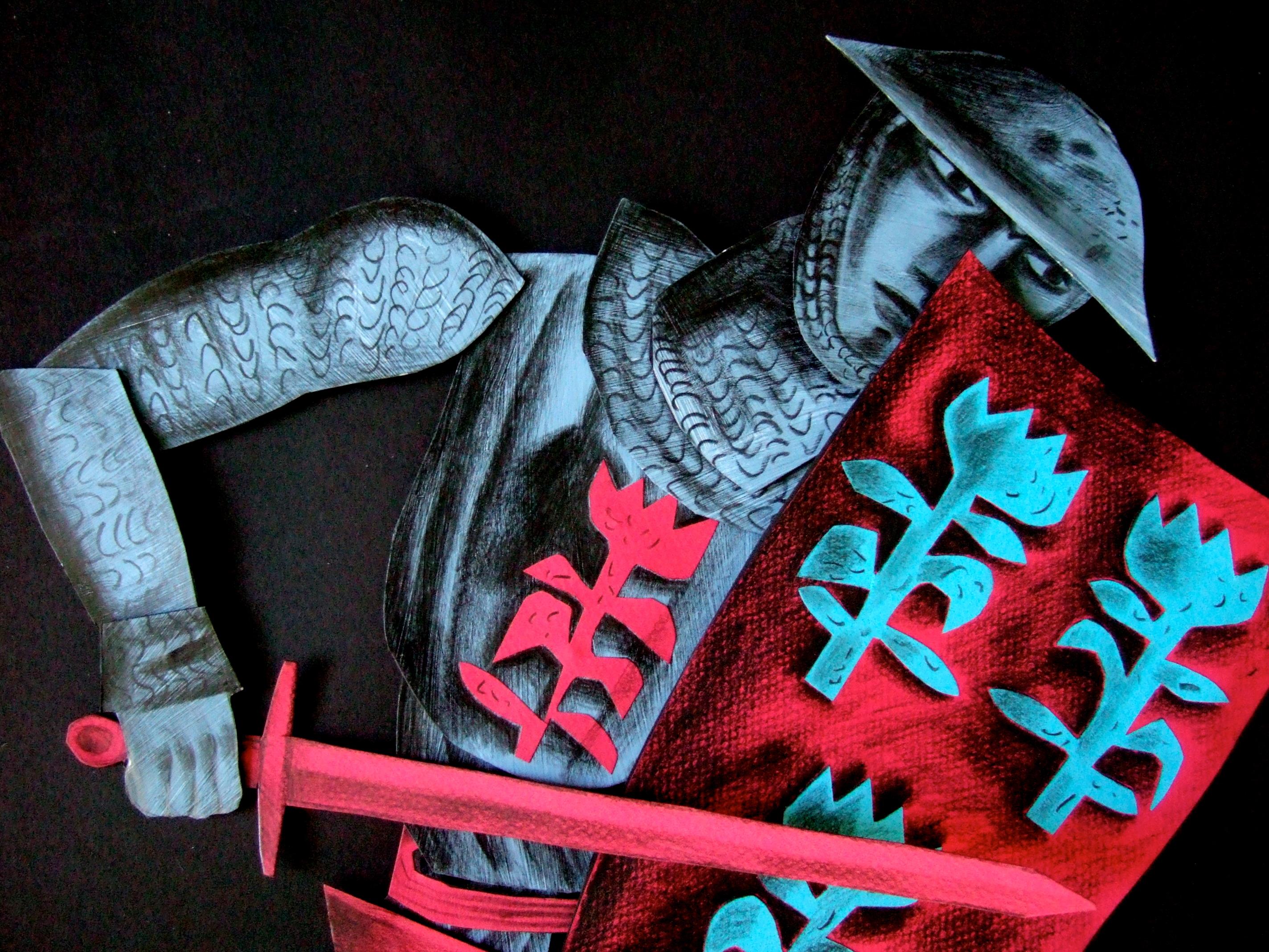 dan bugg and penfold press clive hicks jenkins artlog the making of gawain