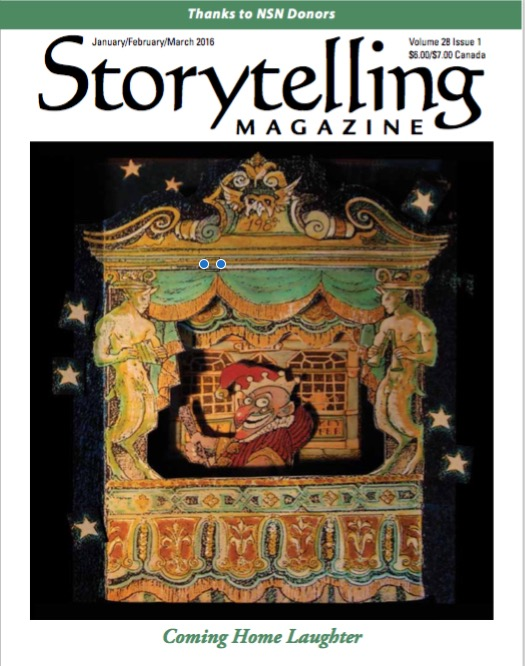 StoryMag cover