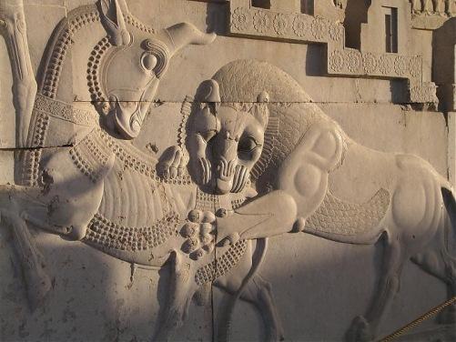 persepolis-lion-bull