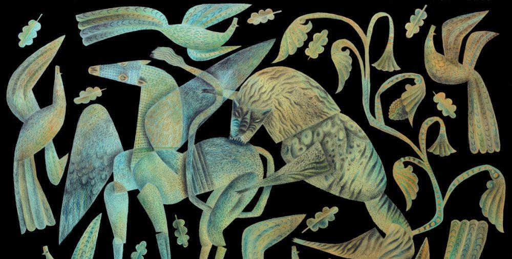 Clive Hicks-Jenkins' Artlog: